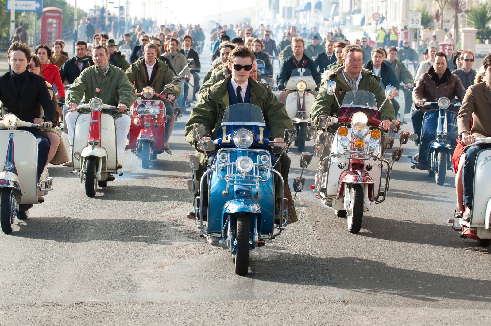 The Mods Are Here A Vespa Subculture And Lifestyle Roxyvespa